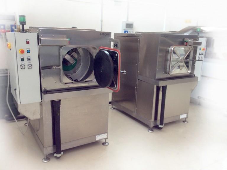 Macchina per lavaggio Mini RotoGet